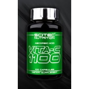 Vita-C 1100, 100 kapsúl bez príchute