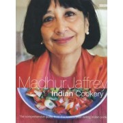 Madhur Jaffrey's Indian Cookery by Madhur Jaffrey