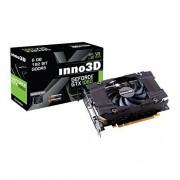 INNO 3D INNO3D Carte graphique Nvidia GeForce GTX 1060 Compact x1 6 Go GDDR5 VR prêt à carte graphique - Noir