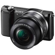Sony Aparat SONY Alpha A5000 ILCE 5000Y Czarny