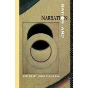 Nation & Narration by Homi K. Bhabha