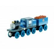 Mattel Y4380 trene de juguete - trenes de juguete (Negro, Azul, Madera, 2 Año(s))