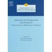 Advances in Vasopressin and Oxytocin - From Genes to Behaviour to Disease: Volume 170 by Rainer Landgraf