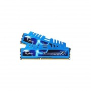 G.SKILL F3-1600C9D-16GXM Ripjaws X Series 16GB (2 X 8GB) 240-Pin DDR3 SDRAM DDR3 1600 (PC3 12800) Desktop Memory