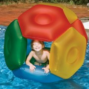 SwimSportz Roly Poly - Inflatable Pool Toy / Rocker - 107cm