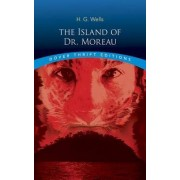 Island of Dr Moreau by H. G. Wells