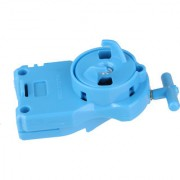 Imported Beyblade Power String Launcher Right Spin Blue