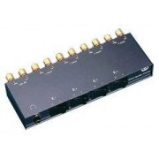 B-Tech BT913 4 Way Speaker Switch With Headphone Output One Amplifier To Four Pairs Of Speakers