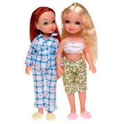 4-Ever Best Friends: Pajama Party Brianee and Noelle