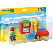 PLAYMOBIL - 1.2.3. STIVUITOR (PM6959)