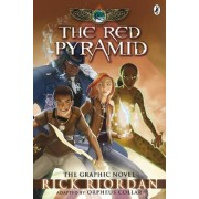 The Red Pyramid: The Graphic Novel: The Kane Chronicles Bk. 1 by Rick Riordan