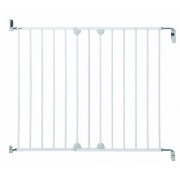Safety 1st Wall Fix Metal Extending Gate (White)