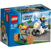 LEGO City Motorachtervolging - 60041