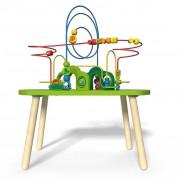 Hape Jungle Play and Train Activity Table E3801