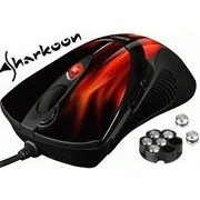 Sharkoon FireGlider Gaming Laser Mouse inc