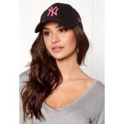 New Era 940 League Basic Black/Pink One size