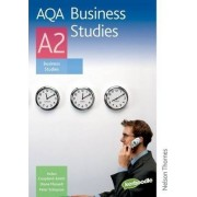 AQA Business Studies A2 by Peter Stimpson