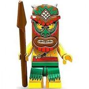 LEGO Minifigures Series 11 Island Warrior Mini Figure
