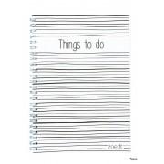 Things to do notitieboekje