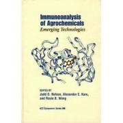 Immunoassays of Agrochemicals by Alexander E. Karu