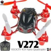 Távirányítású Rc Nano Quadcopter 4,5 cm 2,4 GHz - Velocity No.: V272