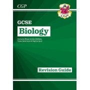 New Grade 9-1 GCSE Biology: Revision Guide with Online Edition by CGP Books