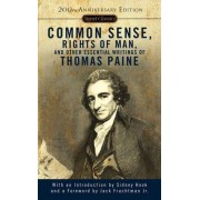 Common Sense, the Rights of MA by Thomas Paine