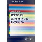 Relational Autonomy and Family Law by Jonathan Herring