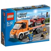 Lego City 60017 Flatbed Truck Good Quality Fast Shipping Ship Worldwide From Hengheng Shop