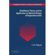 Distillation Theory and its Application to Optimal Design of Separation Units by F. B. Petlyuk