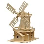 Pebaro 873 - Set de manualidades de madera - Motivo: Molino de Viento