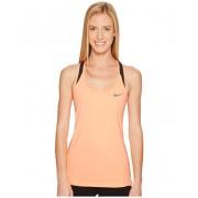 Nike Dry Miler Running Tank Sunset GlowSunset Glow