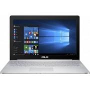Ultrabook Asus Zenbook Pro UX501VW Intel Core Skylake i7-6700HQ 256GB 16GB GTX960M 4GB Win10 Silver