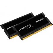 SODIMM DDR3 16GB (2x8GB kit) 2133MHz HX321LS11IB2K2/16 HyperX Impact