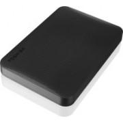 Toshiba 1 TB External Hard Disk Drive with 1 TB Cloud Storage(Black)