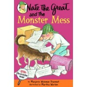 Nate the Great and the Monster Mess by Marjorie Weinman Sharmat