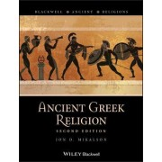 Ancient Greek Religion by Jon D. Mikalson