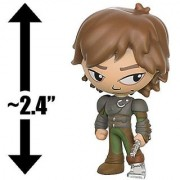 Hiccup with Sword: ~2.4 How to Train Your Dragon 2 x Funko Mystery Minis Vinyl Mini-Figure Series