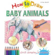 How to Draw Baby Animals: Start Drawing in Seconds