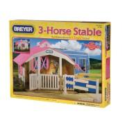 Breyer Horses - Classics 3-Horse Stable - 688