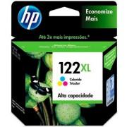 Cartucho de Tinta HP Original 122XL Colorido – HP