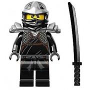 LEGO Ninjago - Cole ZX with Armor and Sword (Shamshir)