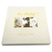 Album foto alb pentru poze nunta cu autocolant