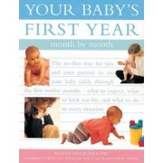 Your Baby's First Year by Alison Mackonochie