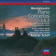 F. Mendelssohn-Bartholdy - Piano Concertos No.1&2 (0028946642528) (1 CD)