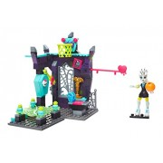 Mega Bloks Monster High Physical Deaducation Frankie Stein Doll