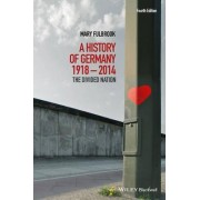 A History of Germany 1918-2014 by Mary Fulbrook