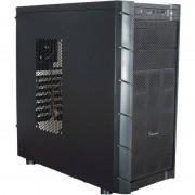 Carcasa GD-7001, MiddleTower, Fara sursa, Negru