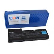 GRS Batteria di Ricambio con 6600 mAh, per HP Probook 4510S, 4510S/CT 4515s 4515s/CT 4710s, 4710s/CT, sostituisce: 513130 - 321, 535808 - 001, 591998 - 141, 593576 - 001, HSTNN bkc-1b1d, HSTNN-IB73, HSTNN-LB72 ob88, HSTNN-IB89 HSTNN-OB89, HSTNN-W79 C-7 HS