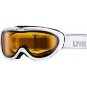 Uvex comanche LGL Skibrille in weiß